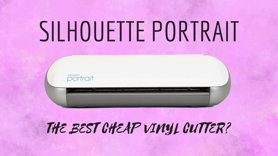 silhouette portrait review - Best Vinyl Cutter