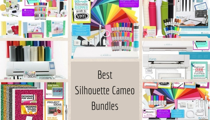 silhouette cameo bundle best price