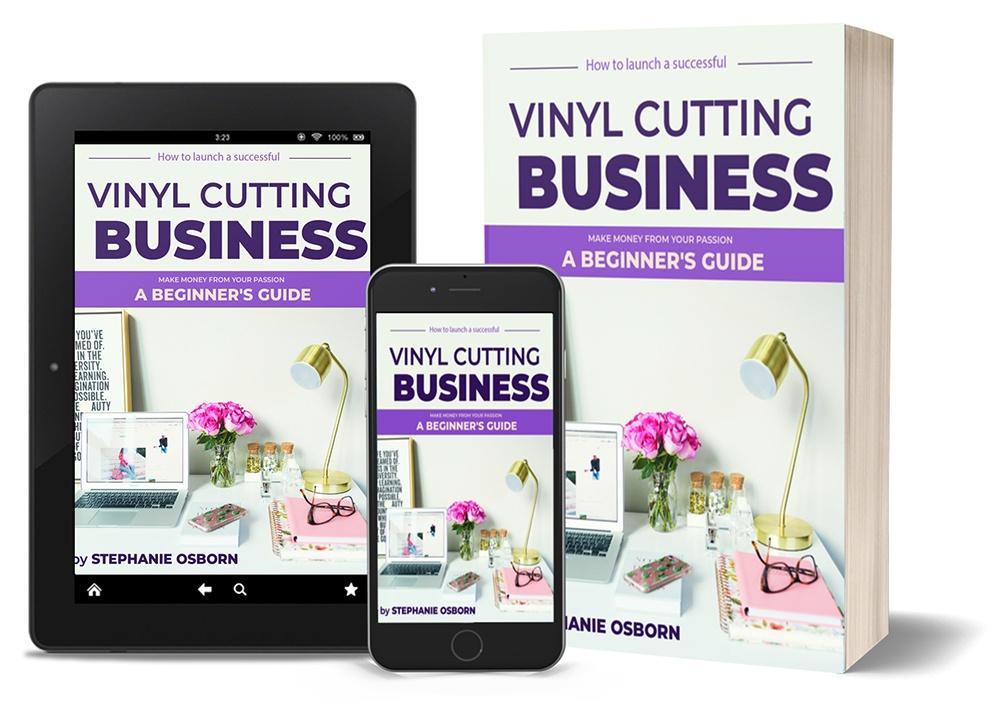 Vinyl Cutting Business ebook guide